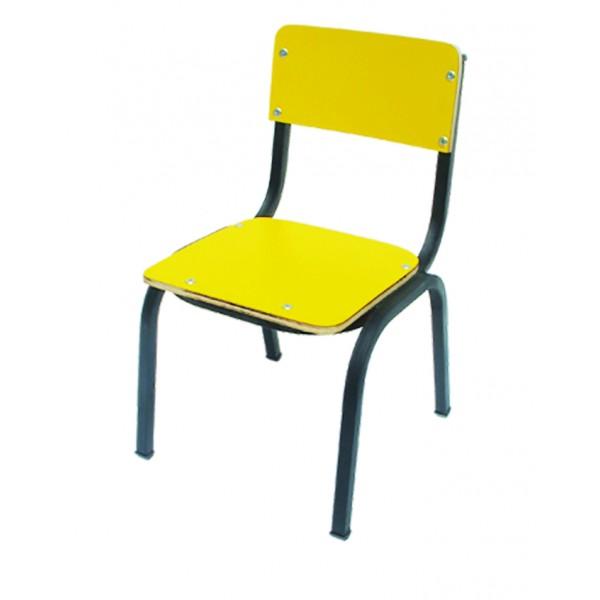 Silla infantil triplay lp silla escolar sillas for Sillas escolares