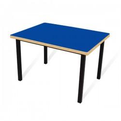 Mesa infantil rectangular cub. triplay con LP