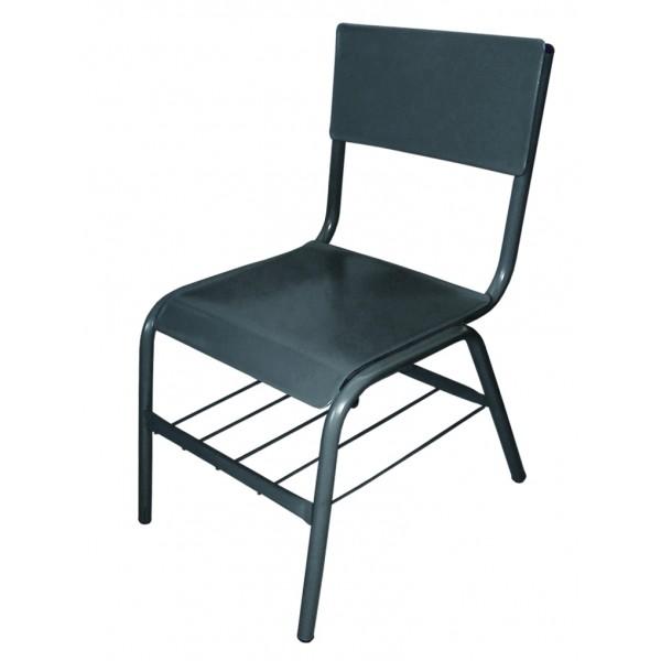 Silla de lamina steel for Sillas escolares
