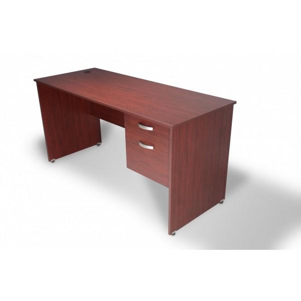 Escritorio secretarial logan eco 1 conjunto secretarial for Escritorios de oficina