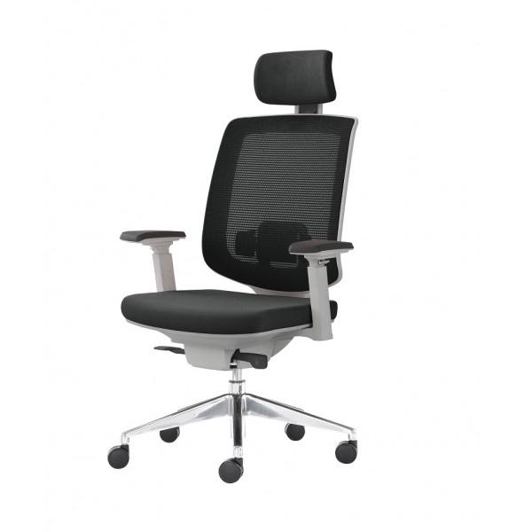 Sillon ejecutivo finisterre c cabecera silla ejecutiva for Sillas ejecutivas para oficina