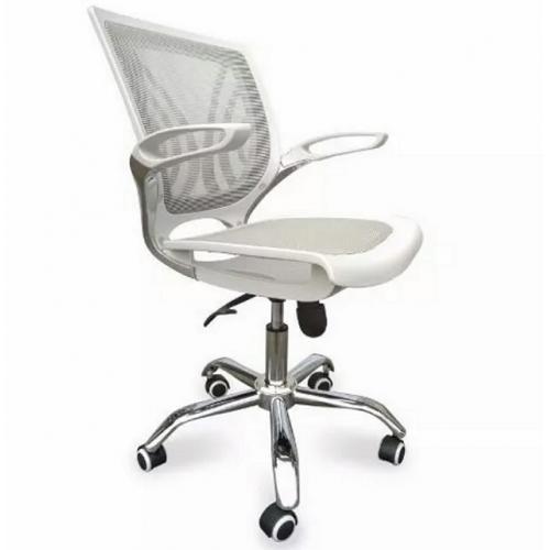 Silla operativa york cromada sillas ejecutivas sillas for Sillas ejecutivas para oficina