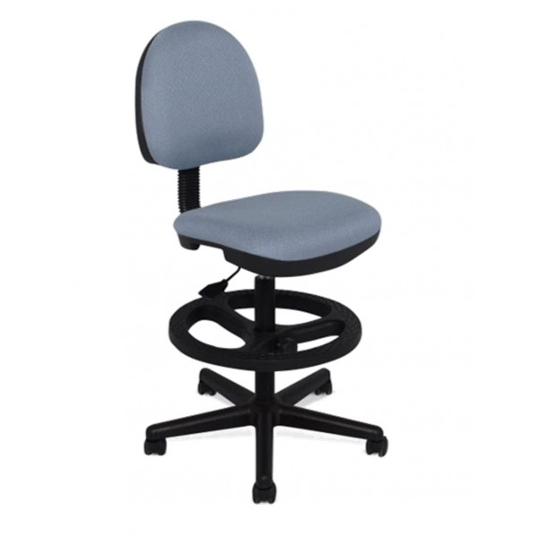 Silla secretarial topex cajero for Sillas ejecutivas para oficina