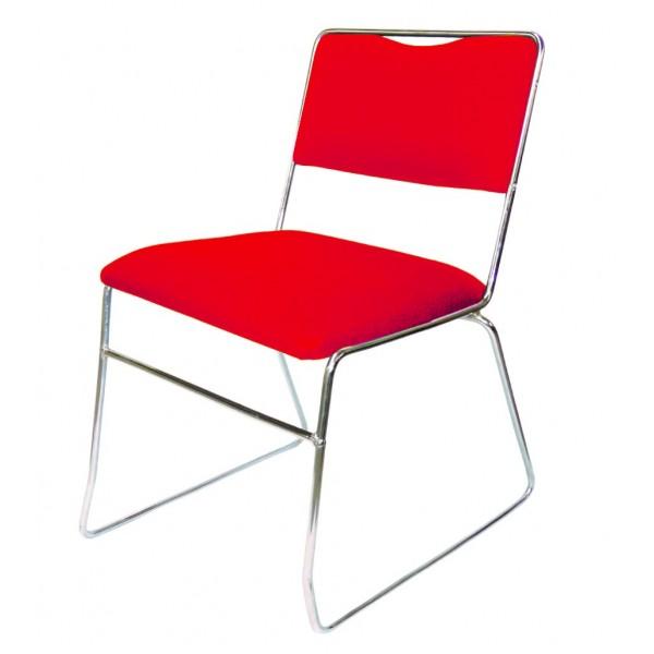 Silla convenciones vista silla de visita silla para for Sillas de visita para oficina