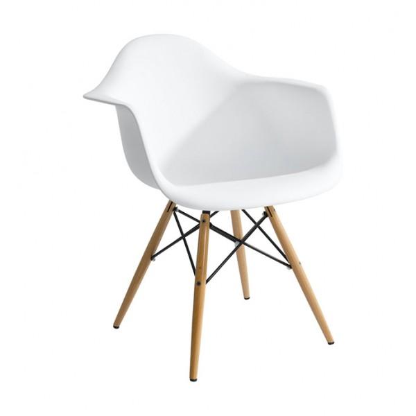 SILLA HOOD C/BRAZOS | Silla, Silla para cocina, silla contemporánea ...